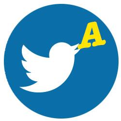 Letras Twitter
